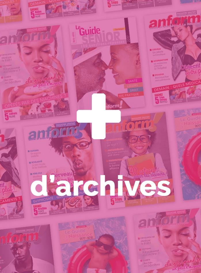 Archives - Antilles Guyane sante bien-etre 2019