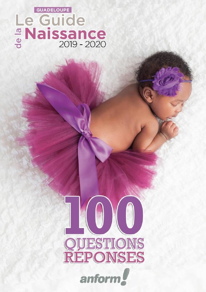 Guide naissance - Antilles Guyane sante bien-etre 2019 2020