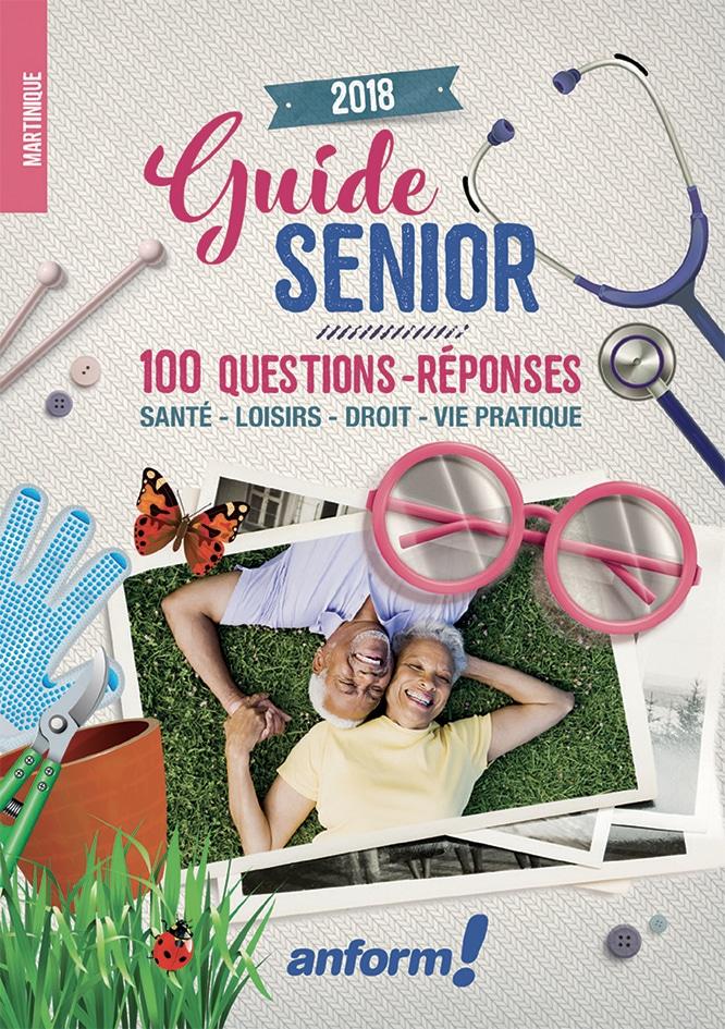 Guide senior - Antilles Guyane sante bien-etre 2018