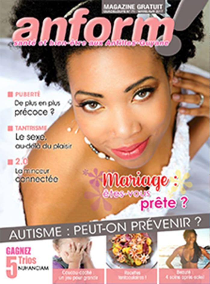 Magazine Anform - Antilles Guyane sante bien-etre 71