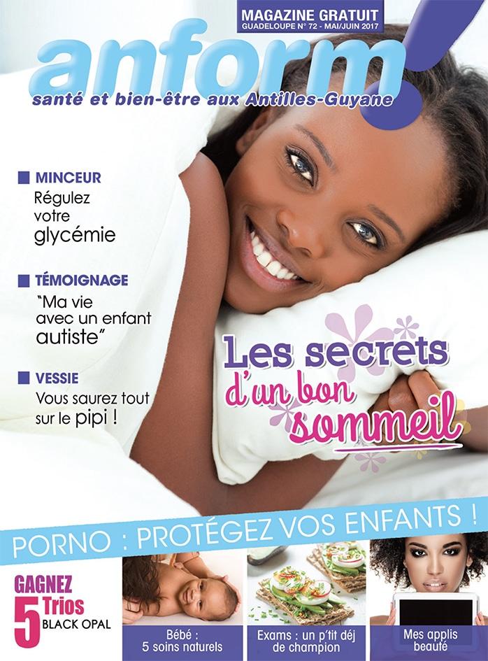 Magazine Anform - Antilles Guyane sante bien-etre 72