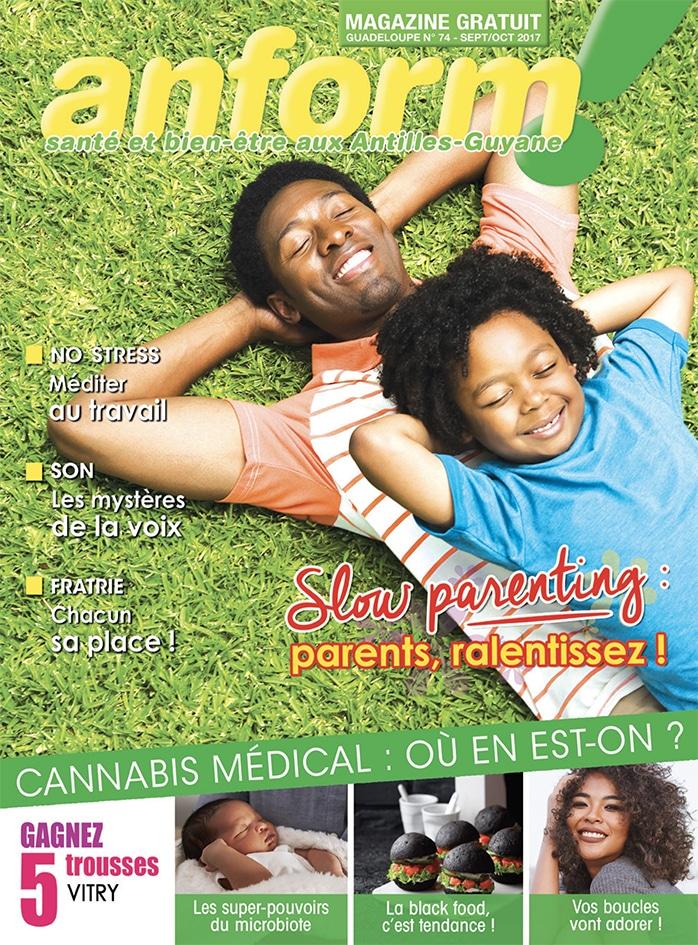 Magazine Anform - Antilles Guyane sante bien-etre 74
