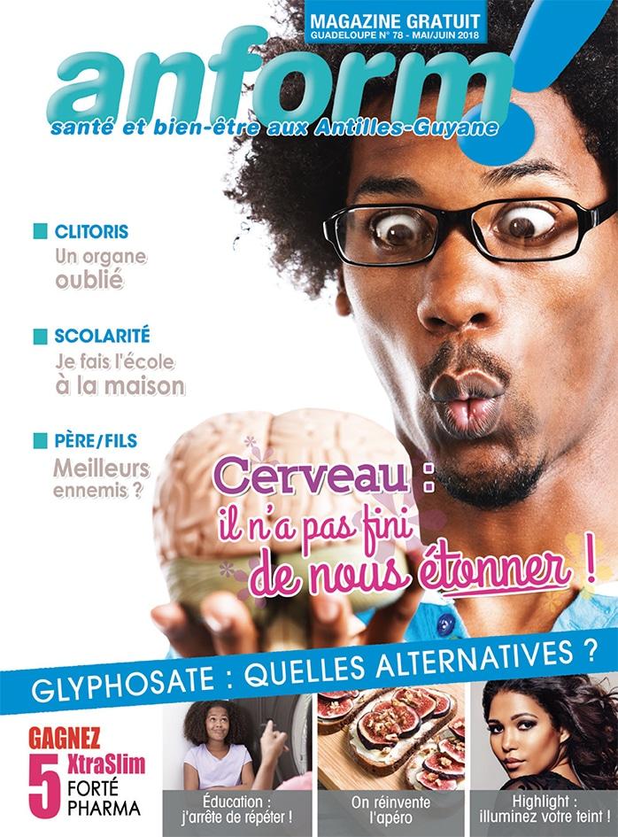 Magazine Anform - Antilles Guyane sante bien-etre 78