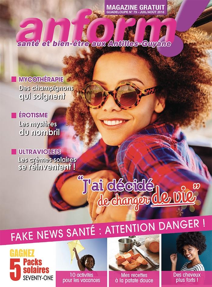 Magazine Anform - Antilles Guyane sante bien-etre 79