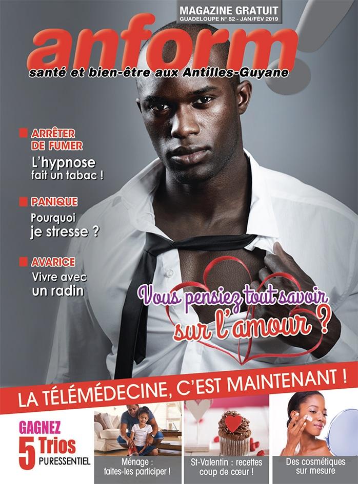 Magazine Anform - Antilles Guyane sante bien-etre 82