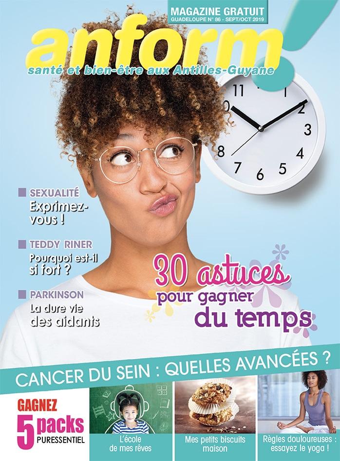 Magazine Anform - Antilles Guyane sante bien-etre 86
