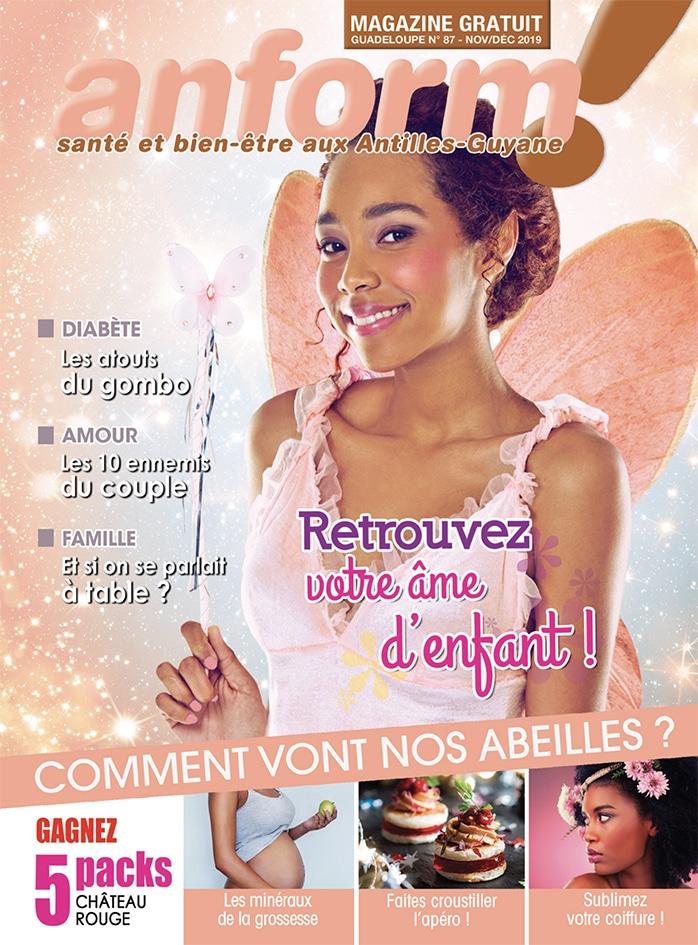 Magazine Anform - Antilles Guyane sante bien-etre 87