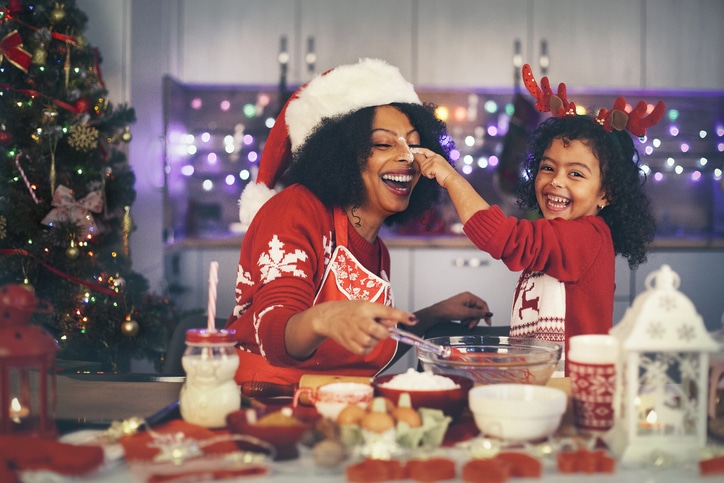 Mes recettes rigolotes en attendant Noël