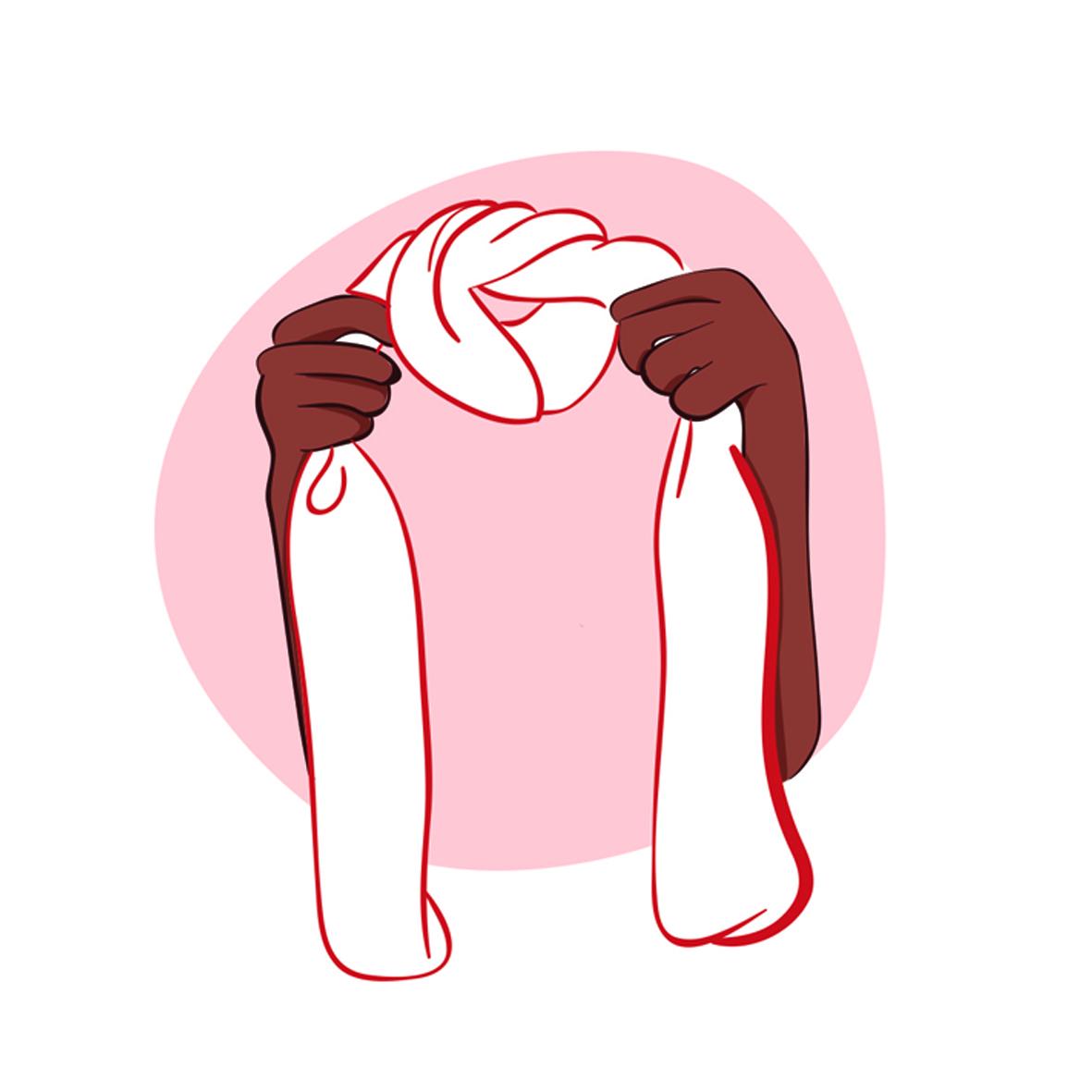 A tuto 2 foulard - anform magazine santé bien-être
