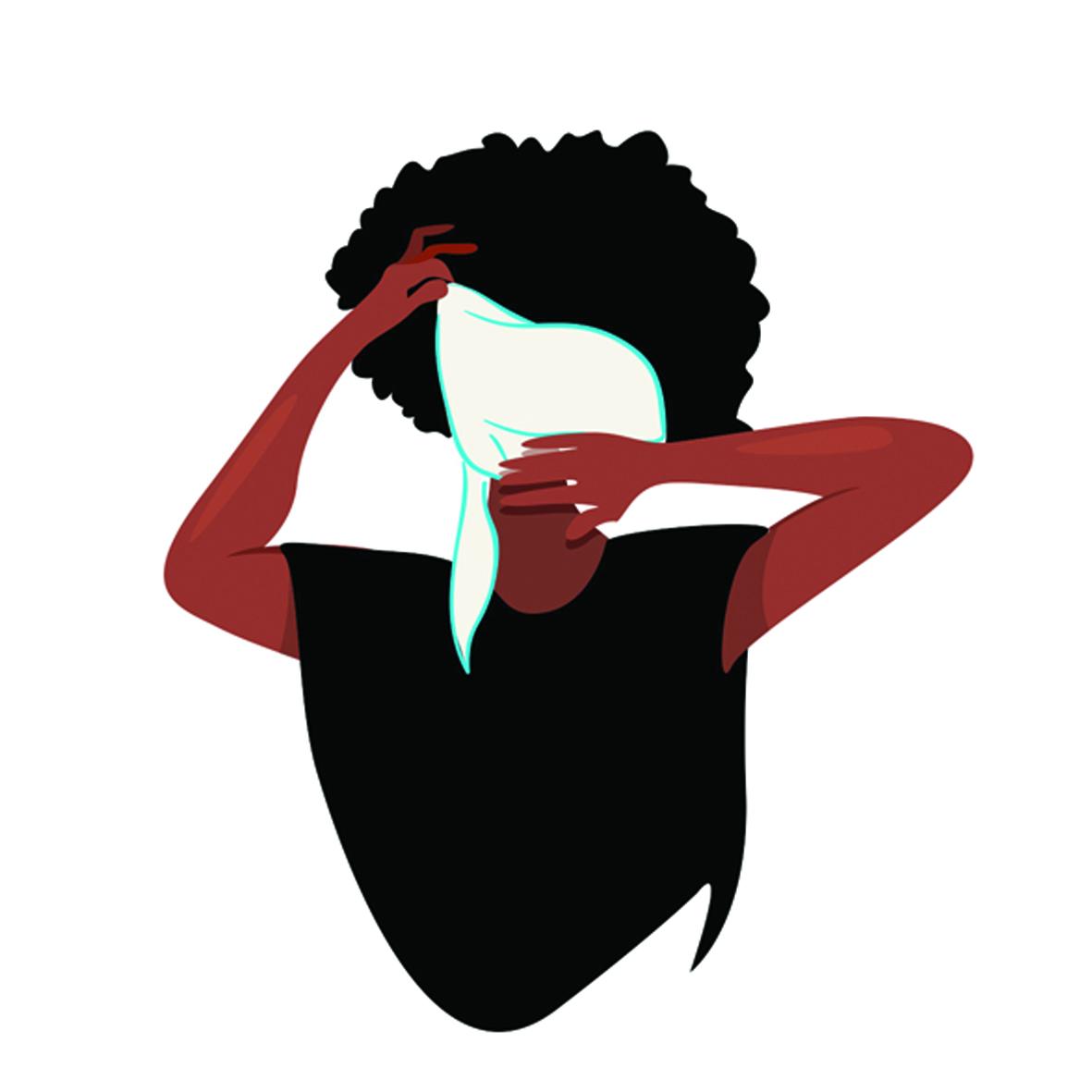 B tuto 1 foulard - anform magazine santé bien-être