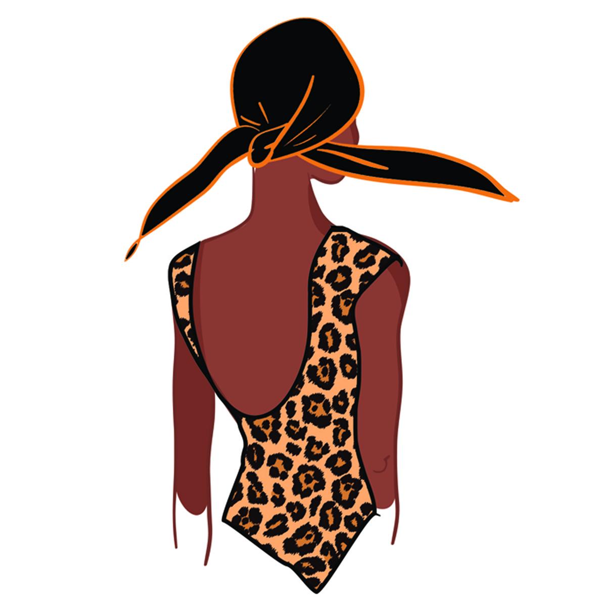 B tuto 3 foulard - anform magazine santé bien-être