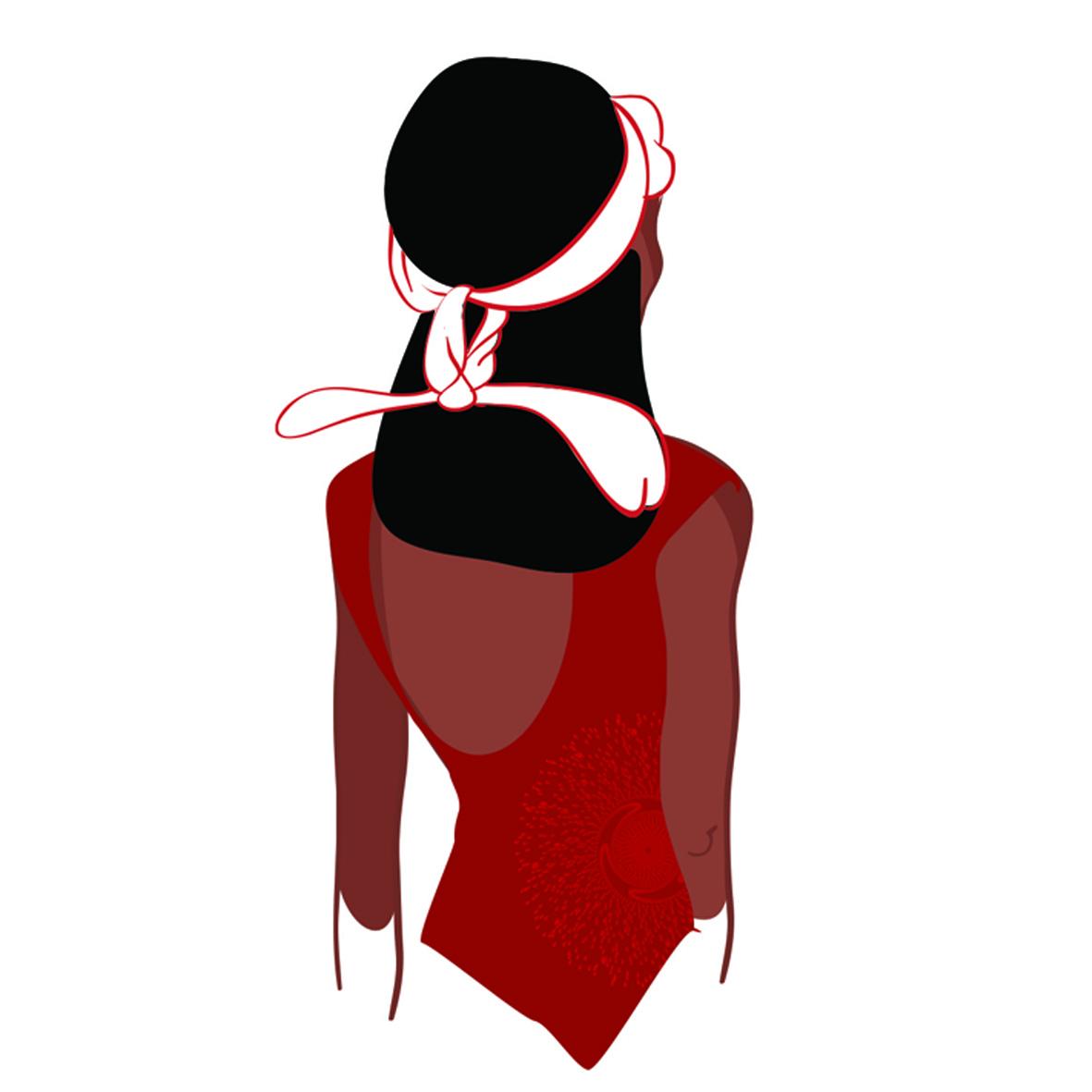 C tuto 2 foulard - anform magazine santé bien-être