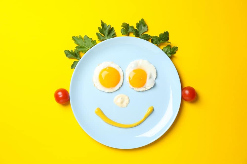 Le bonheur est dans l'assiette