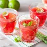 5 boissons healthy rafraîchissantes