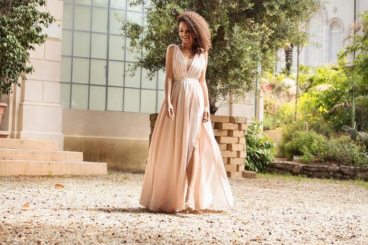 Robe de mariée: j'ose la couleur!