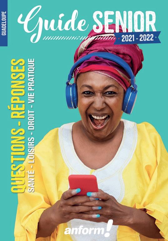 Anform magazine - sante bien-etre - Guide senior 2021-2022
