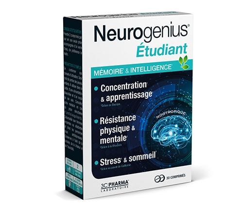 WA - Avril - PharmUP - Neurogenius Etudiant