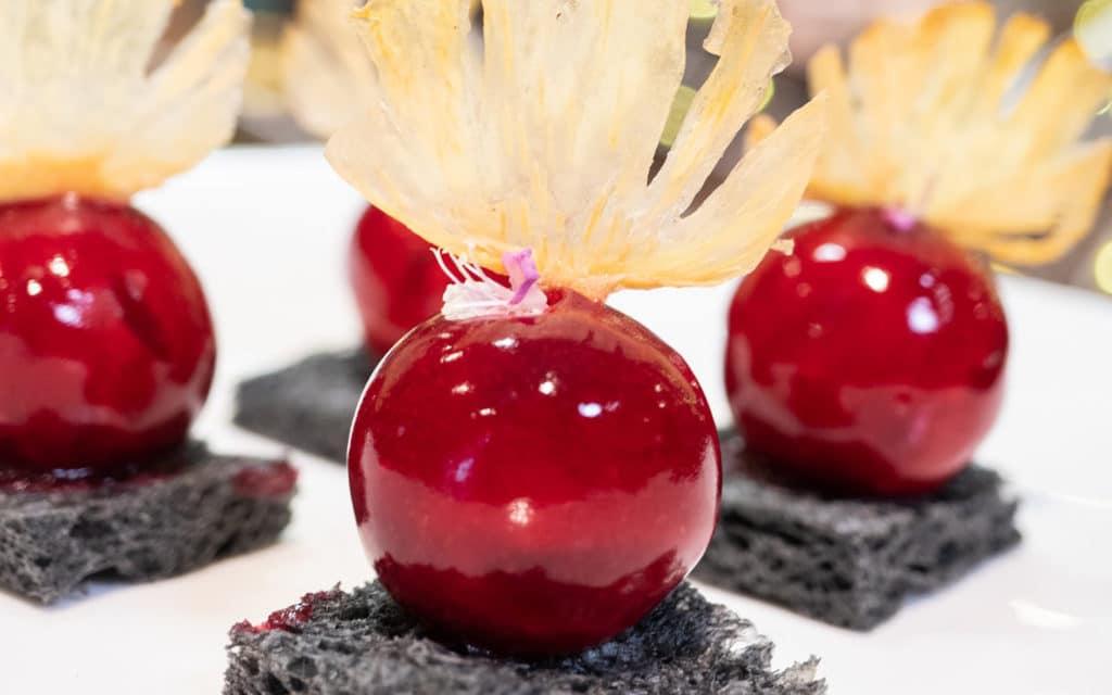 Cette recette de Noël est proposée par le chef martiniquais Nathanaël Ducteil