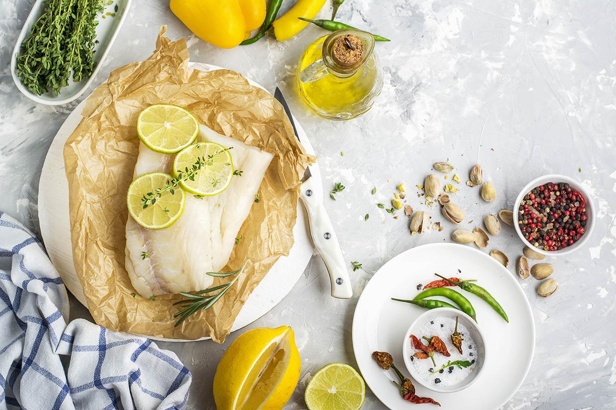 La cuisson en papillote : saine et savoureuse