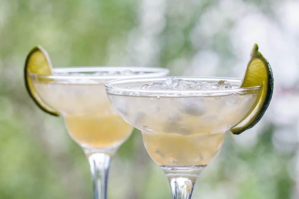 Cocktail 1 : Frozen daïquiri (à consommer avec modération)