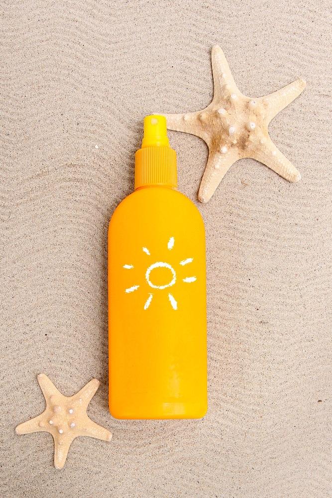 sprays solaire crème