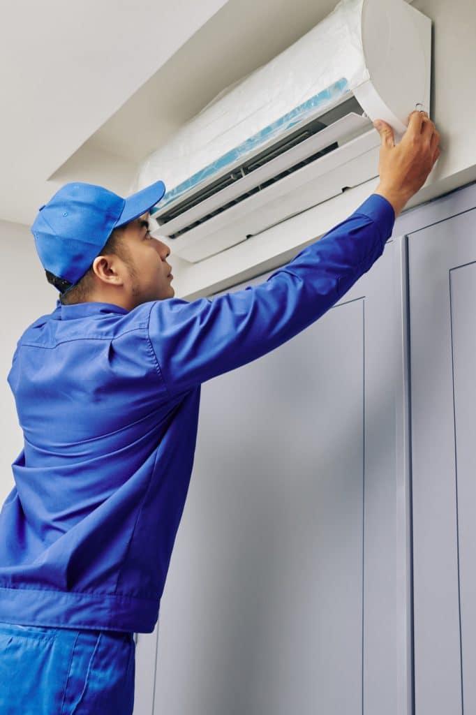 climatiseurs nettoyer allergique