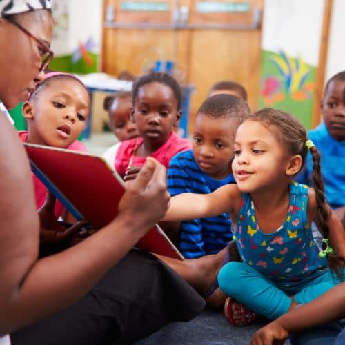 Première rentrée des classes anform magazine nos enfants