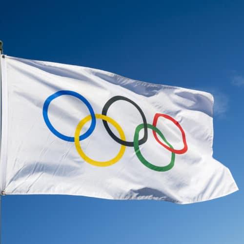 JO Tokyo Japon 2021 jeux olympiques drapeau anform magazine