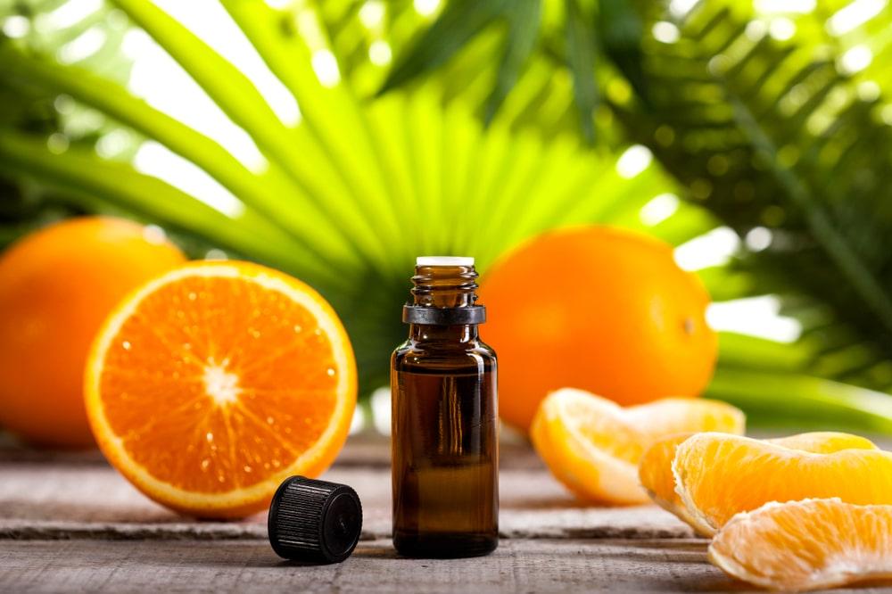 HE huile essentielle mandarine anti-stress