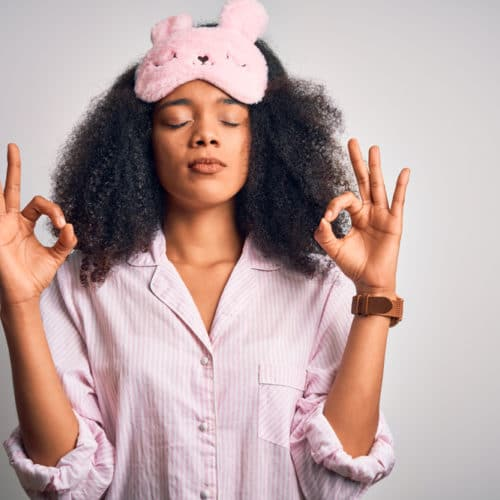 5 positions de yoga pour mieux dormir