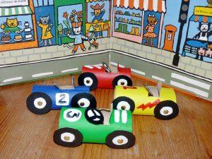 tuto bricolage enfant peinture carton rouleau toilette volant final magazine anform