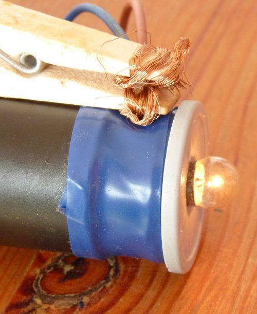 lampe de poche bricolage enfant magazine anform pince a linge ampoule fonctionne